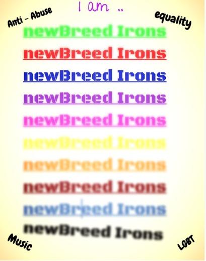 Untitled image for newBreed Irons