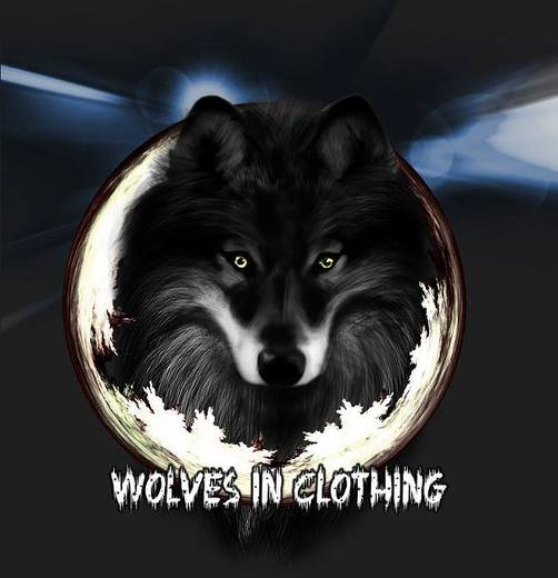Portrait of Wolves in Clothing