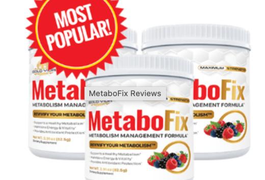 Portrait of Metabofix Reviews