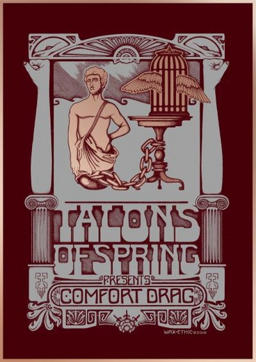 Untitled image for Talons of Spring