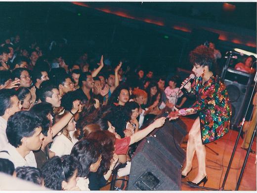 Untitled image for Vilma Diaz y La Sonora
