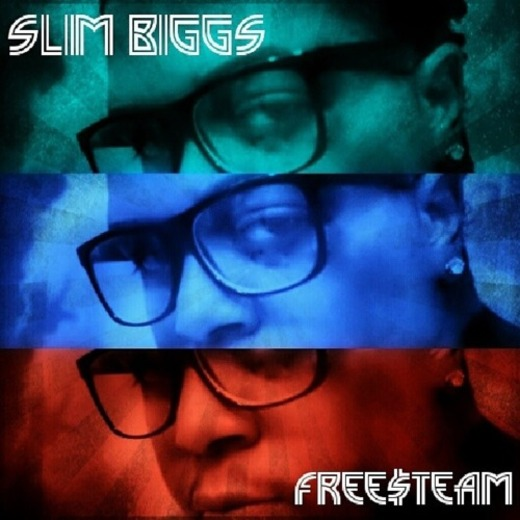 Portrait of Slim Biggs