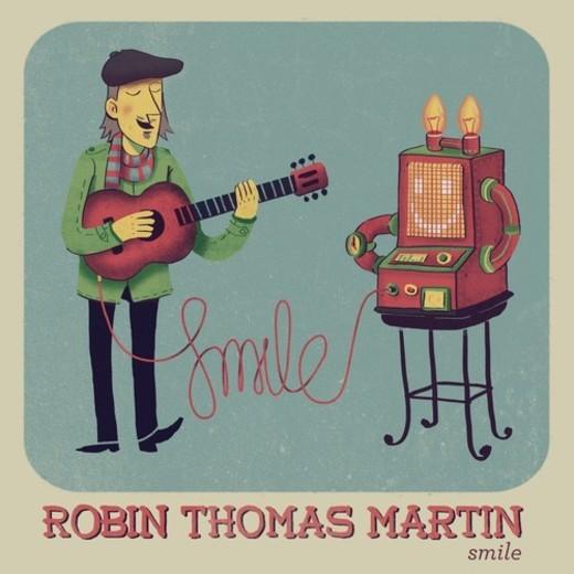 Untitled image for Robin Thomas Martin