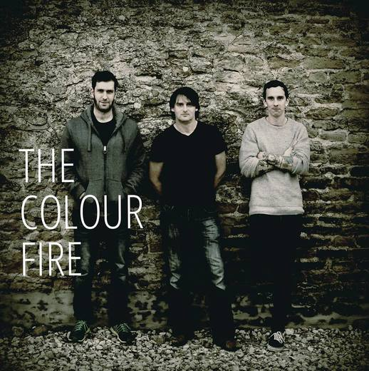 Portrait of The Colour Fire