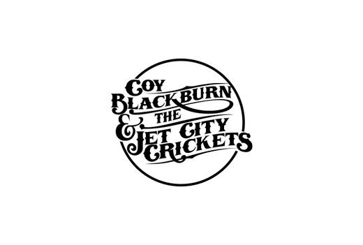 Portrait of Coy Blackburn & the Jet City Crickets