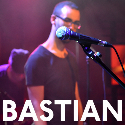 Portrait of Bastian