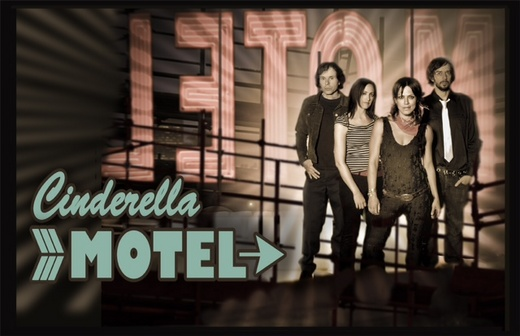 Portrait of Cinderella MOTEL