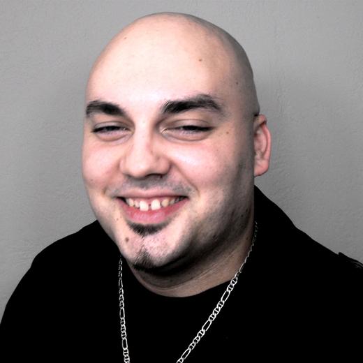 Portrait of Chris Toney