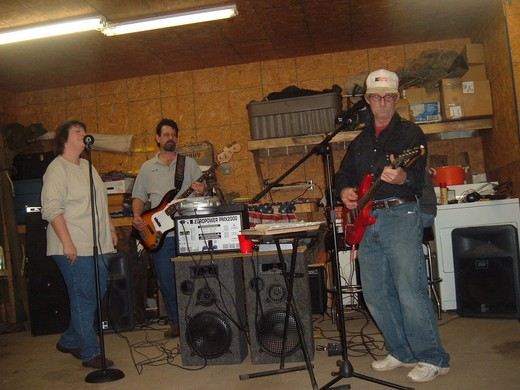 Untitled image for Smokey River Band