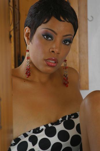 Portrait of Ms. Kendra Williams