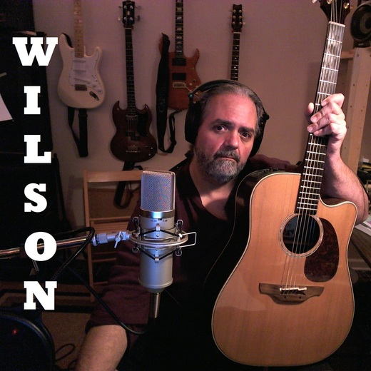 Portrait of Wilson