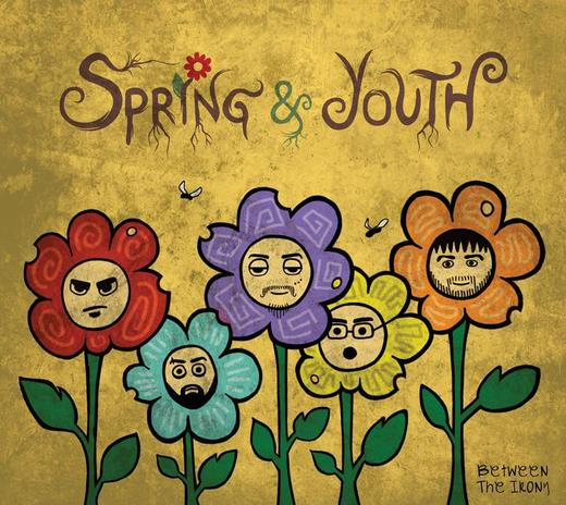 Portrait of Spring And Youth