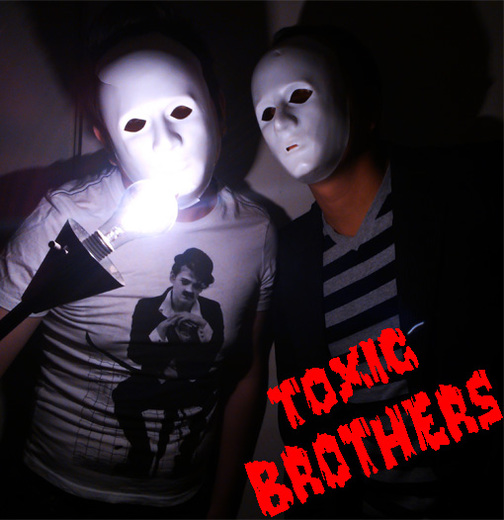 Portrait of Toxic Brothers