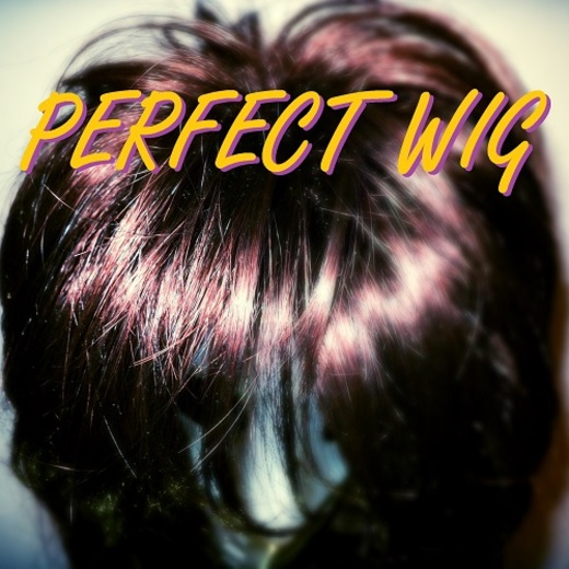 Portrait of Perfect wig