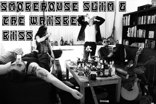 Portrait of Smokehouse Slim & The Whiskey Kiss