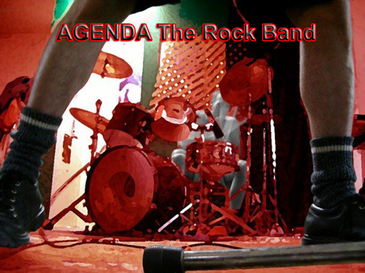 Portrait of AGENDA The Rock Band