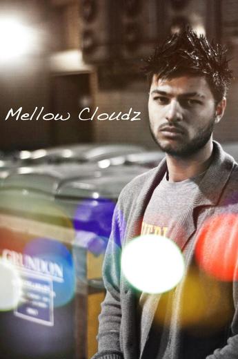 Portrait of Mellow Cloudz