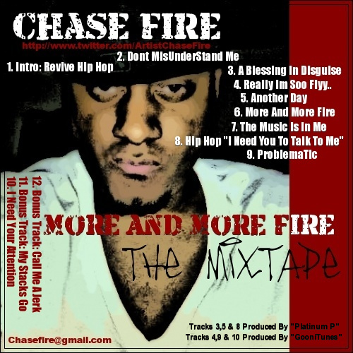 Untitled image for CHASE FIRE