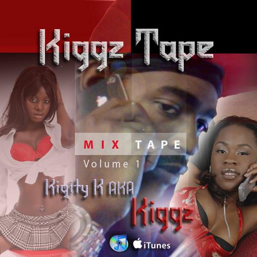 Portrait of Kigity K aka Kiggz