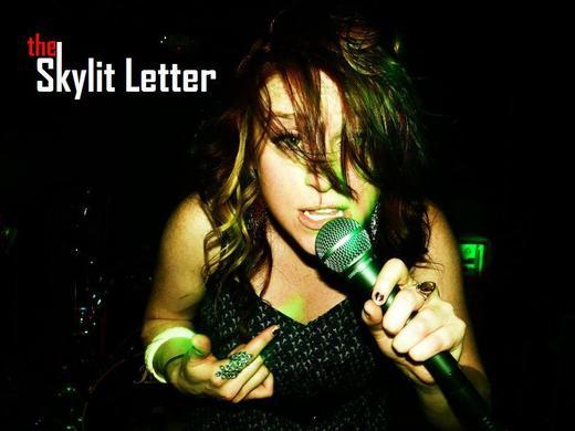 Portrait of The Skylit Letter