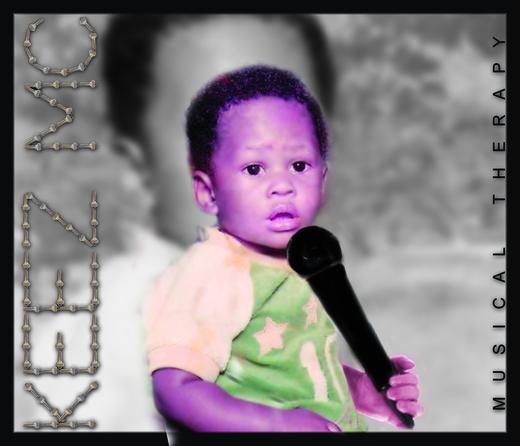 Portrait of Keez MC