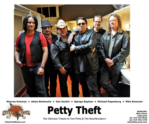 Untitled image for Petty Theft Rocks