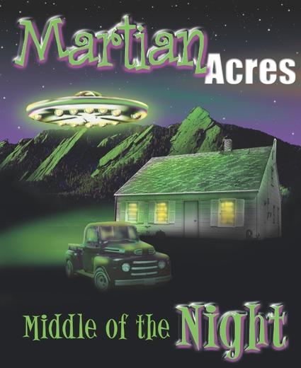 Portrait of Martian Acres