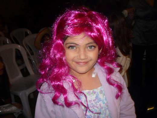 Portrait of Krishal Pamela