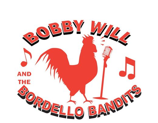 Portrait of Bobby Will and the Bordello Bandits