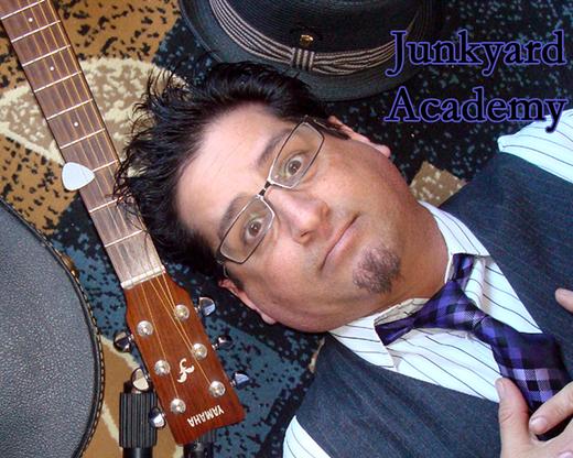 Portrait of Junkyard Academy