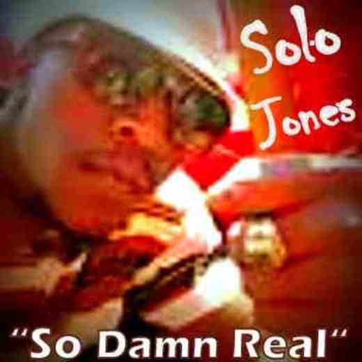 Portrait of Solo Jones