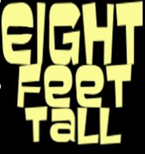 Portrait of Eight Feet Tall