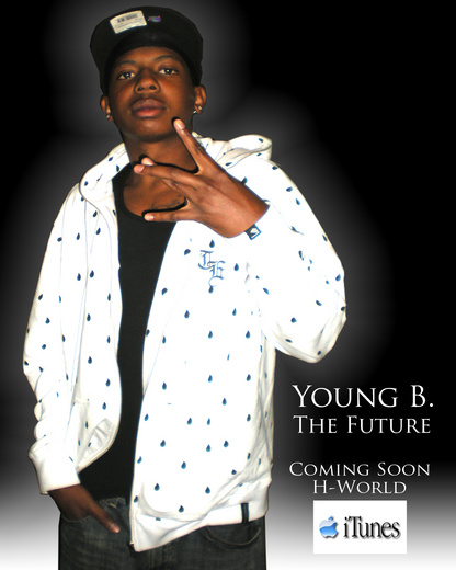 Untitled image for Young B. The Future