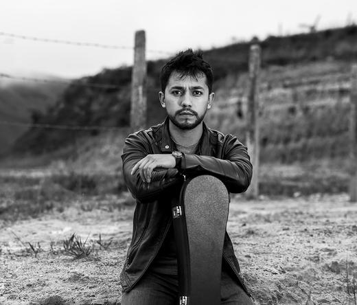 Portrait of Alejo Delgado