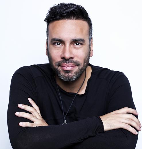 Portrait of Ruben
