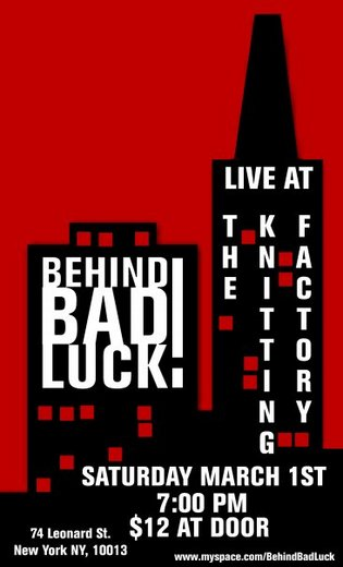 Untitled image for Behind Bad Luck!