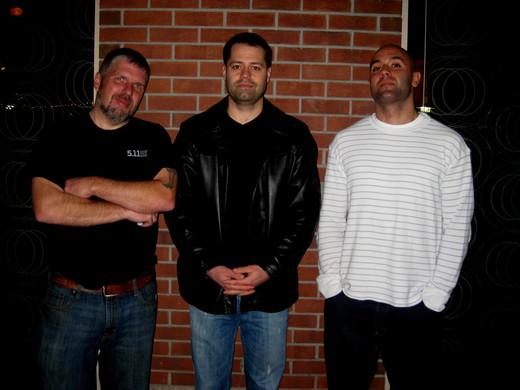 Portrait of A.L.L. Acoustic band