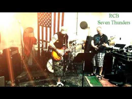 Portrait of rob carlton band
