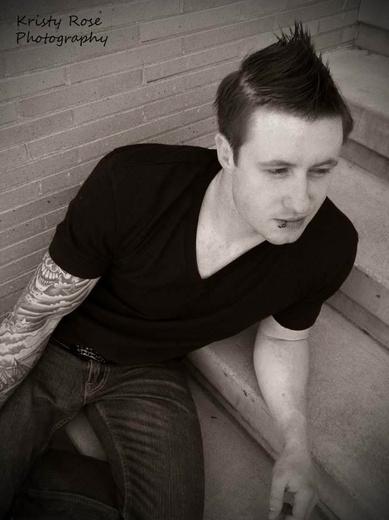 Portrait of Shane Michael