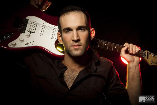 Portrait of Adam Clark