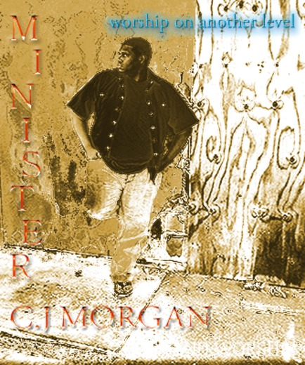 Portrait of minister cj morgan and worship