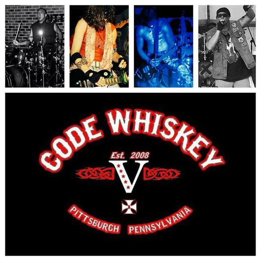 Portrait of Code Whiskey