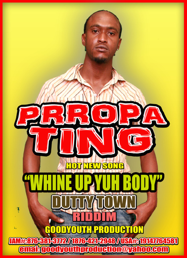 Portrait of Prropa Ting