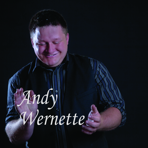 Portrait of Andy Wernette
