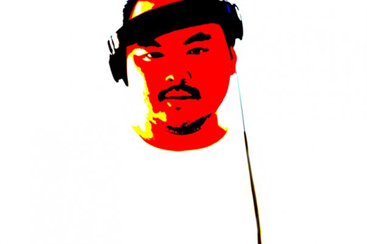 Portrait of dj Sang-Do