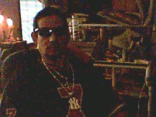 Portrait of DJ PARADOX2012