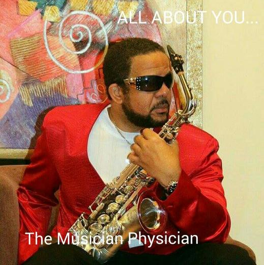 Portrait of The Musician Physician