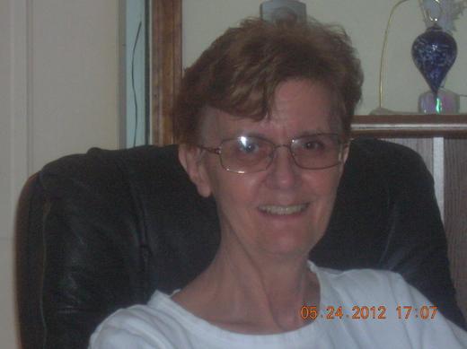 Portrait of Leenie
