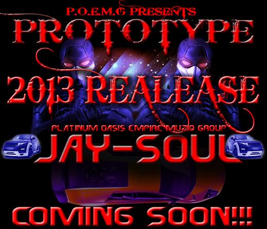 Portrait of JaY-Soul