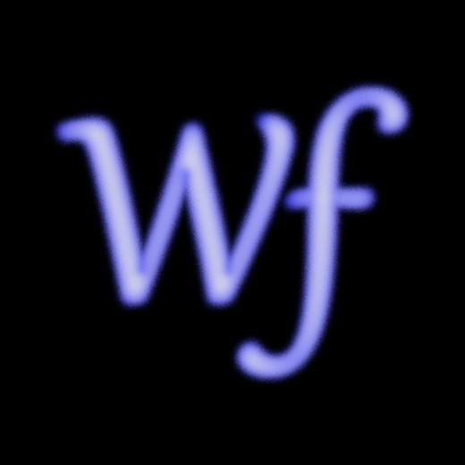 Portrait of Wonderfuzzy